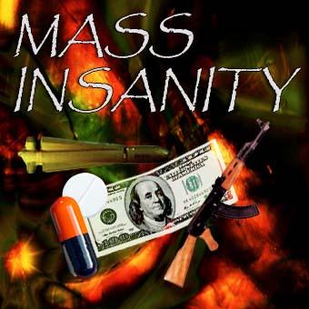 IOANNIDIS Nikolaos-Music album: Mass insanity